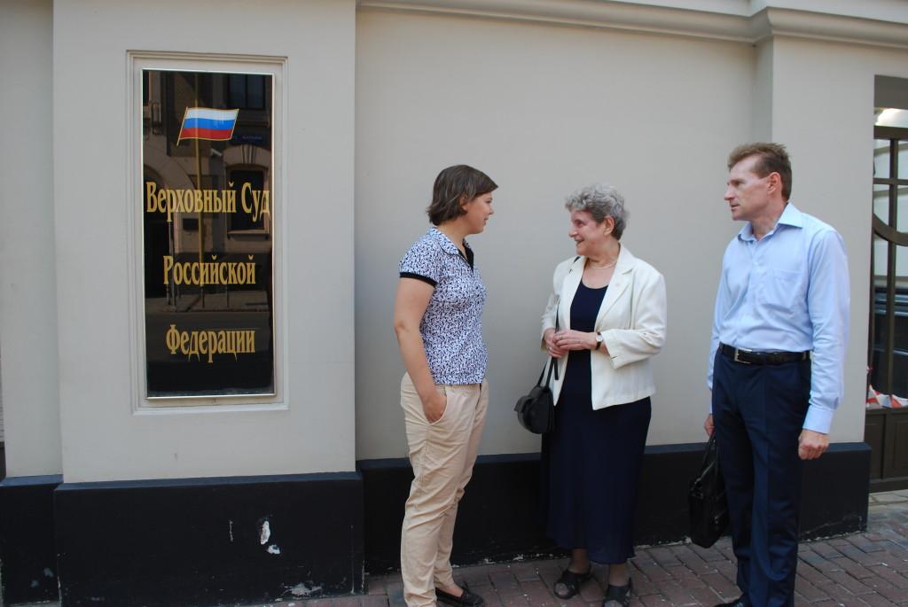 Адвокат Михаил Кушпель
