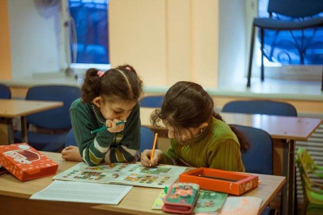 The Syrian Children of Noginsk