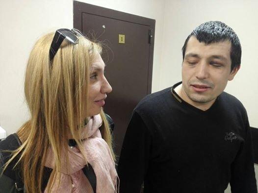 Рахимов найден: его держали в ОВД