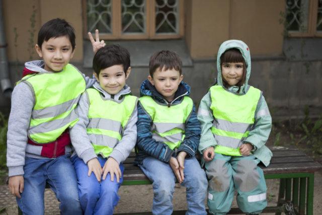 Детский сад широких взглядов