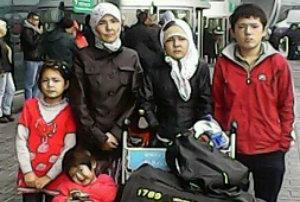 Четверо детей освобождены: семья Ниязовых получила убежище в России