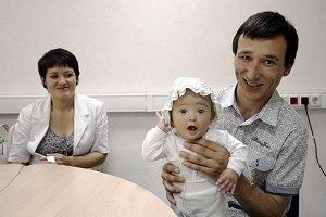 Суд вернул матери незаконно отобранную новорожденную