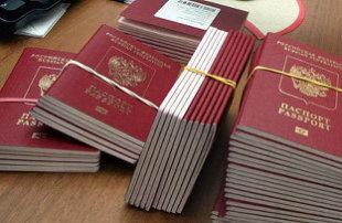 УМФС России по Москве принимает беженцев из Украины