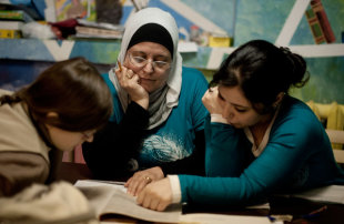 Moscow Refugee Center Helps Children Learn