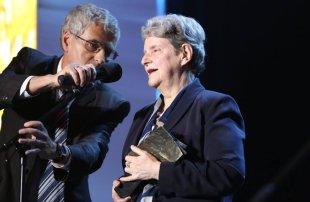 Svetlana Gannushkina Awarded Yegor Gaidar Prize