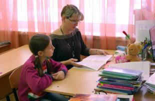 Сирийских детей начали брать в школы Ногинска