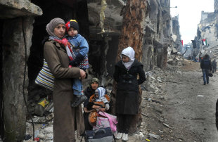 Сирия — забытое «человеческое измерение»