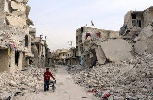 «В Алеппо все в порядке»