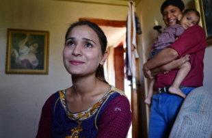 «Нам очень нужен дом». Семья беженцев из Пакистана ищет квартиру
