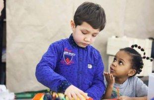 Новый проект: интеграционный детский сад САВА
