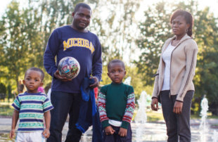 Refugee from the Congo: 'I've Come from Death'
