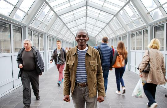 Francis Mazebo Story
