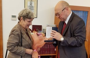 Светлана Ганнушкина награждена медалью чешского правительства