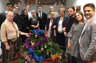 «Гражданское содействие» поздравляет с Новым годом!