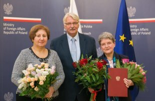 Polish Foreign Ministry Awarded Civic Assistance Committee