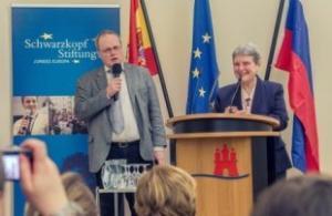 Светлану Ганнушкину наградили премией «Молодой Европы»