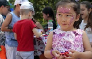 Детский праздник ко Всемирному дню беженцев