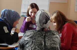 Teachers from the Caucasus share their impressions