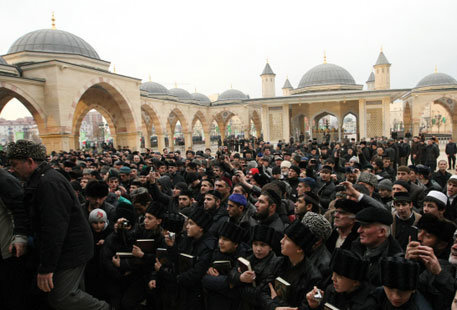 Чеченцы в России. 2013-2014