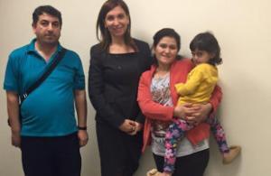 Сирийская семья из Шереметьево останется в транзитной зоне