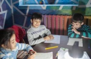 Пресс-конференция: Центр адаптации и обучения детей беженцев скоро останется на улице
