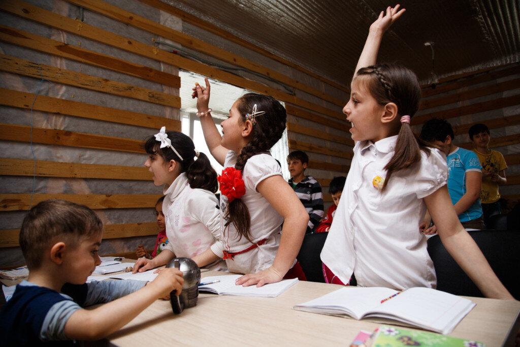 Комитет закрывает детский центр в Лосино-Петровском
