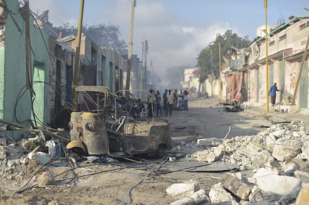 Сомали: политика, экономика и проблемы безопасности