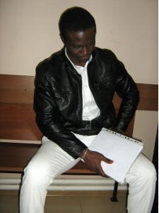 Депортация беженца из Того