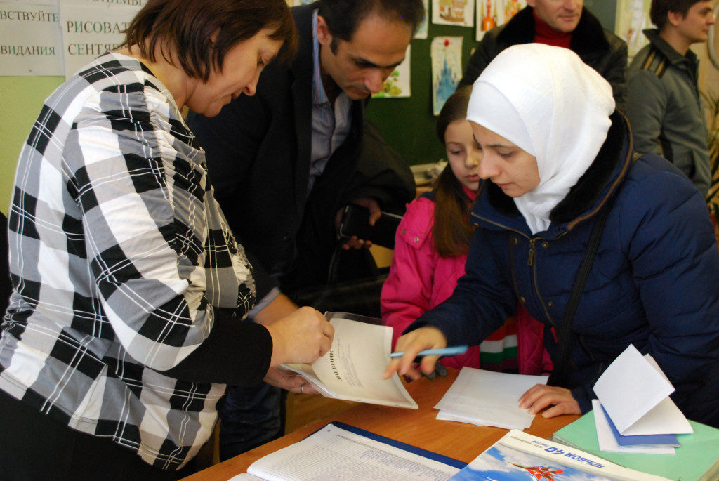 SYRIAN REFUGEES IN RUSSIA: A REVIEW OF THE SITUATION IN 2018