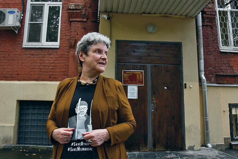 Светлана Ганнушкина: «Приходится быть оптимистом»