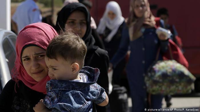 Прием беженцев в России: Донбасс опаснее Сирии?