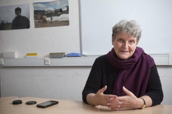Светлана Ганнушкина: cлово «справедливость» очень не люблю