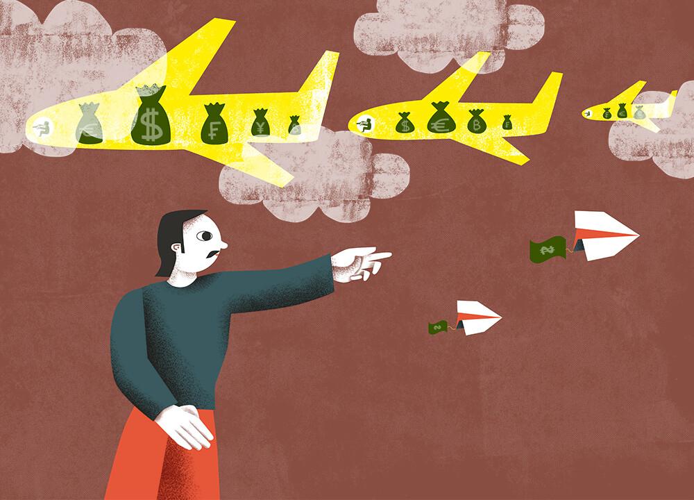 Денежные переводы на родину, которые делают мигранты, — это колоссальная утечка финансов из России?