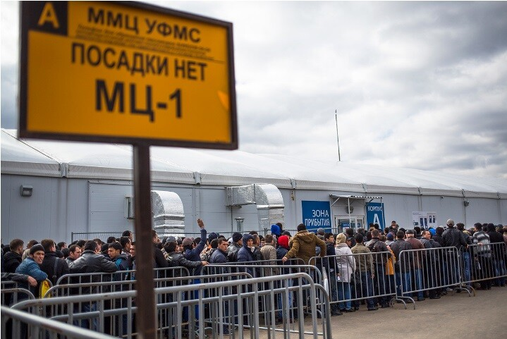 What does it take to get refugee status in Russia?