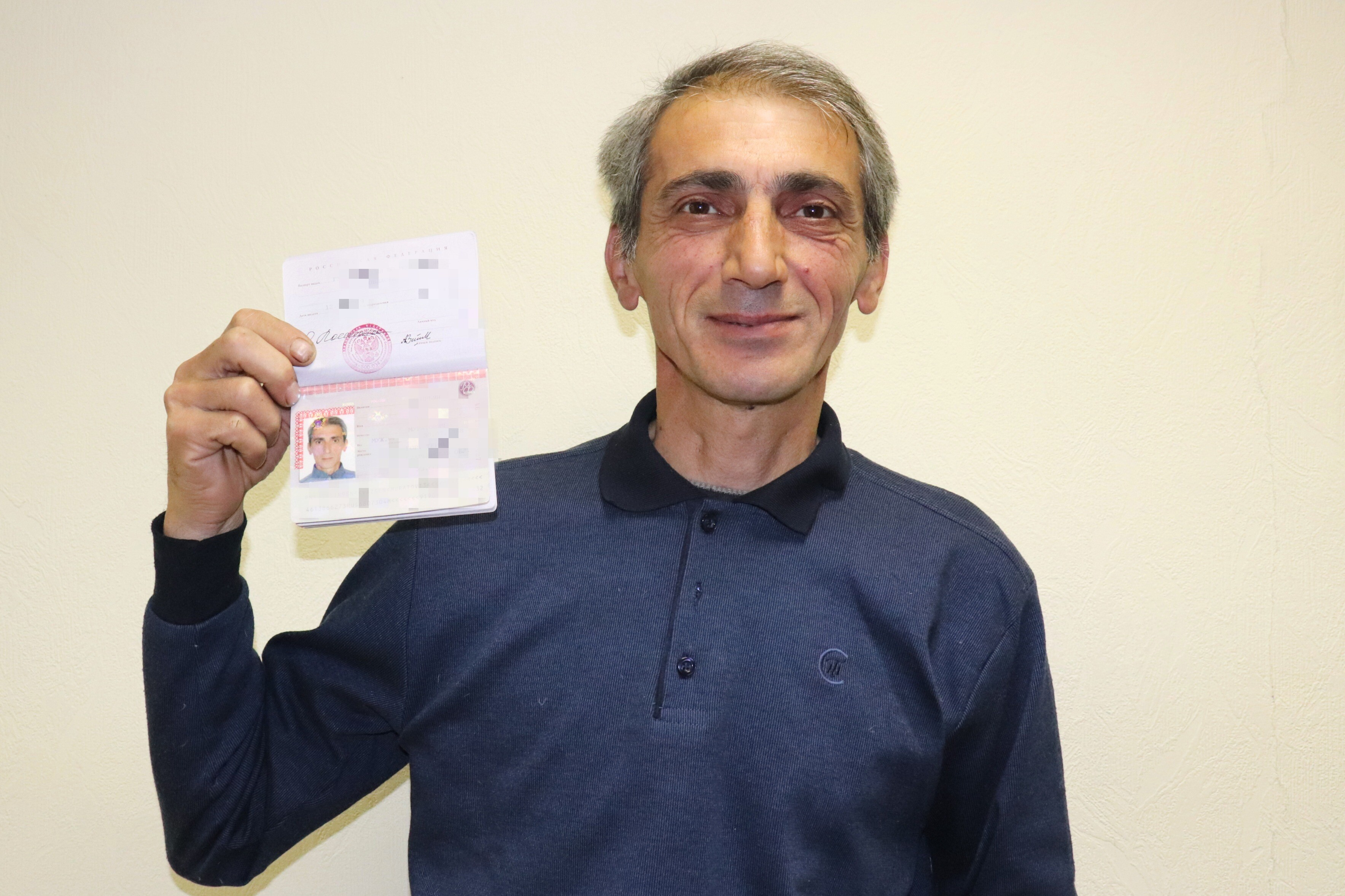 «I FELT ASHAMED THAT MY CHILD HAD AN ID BUT HER DAD HAD NO DOCUMENTS""