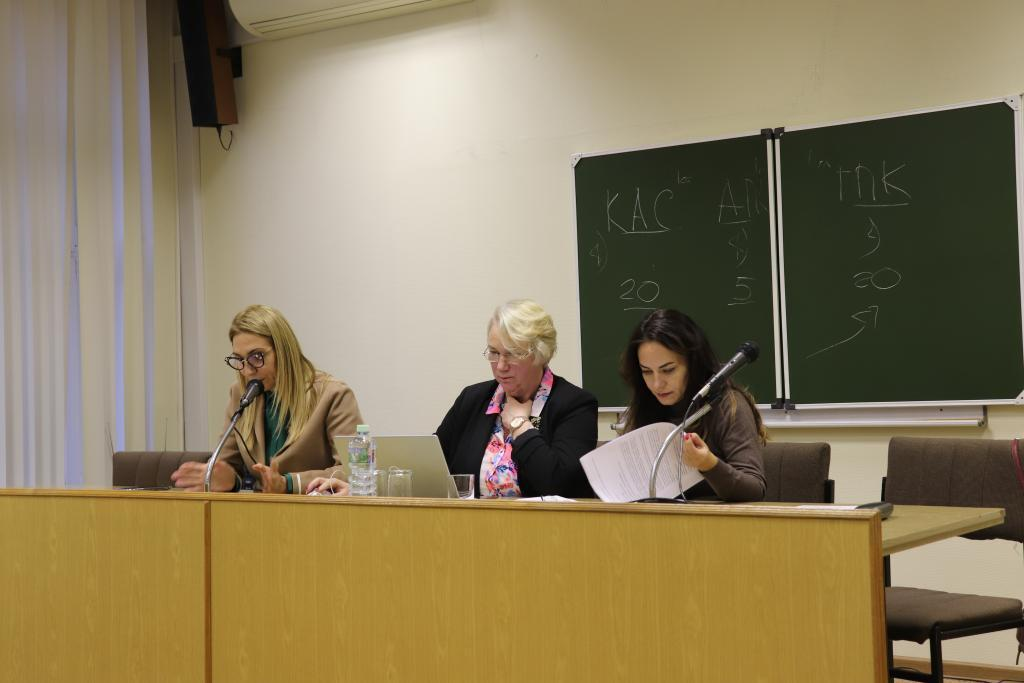 Светлана Ганнушкина о семинаре для юристов, занимающихся мигрантами