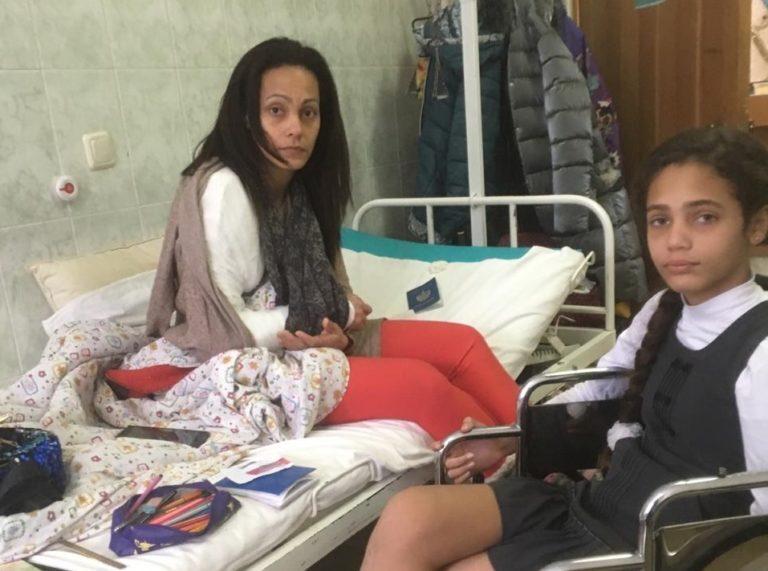 Семью кубинских беженцев в Подмосковье сбила машина. Врачи вынудили их отказаться от лечения