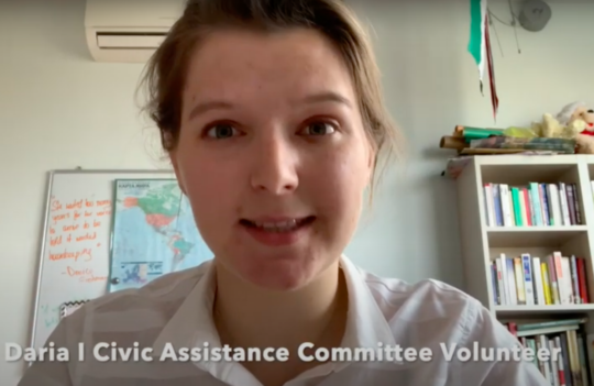 COVID-19 Guidance for Refugees and Migrants in Russia