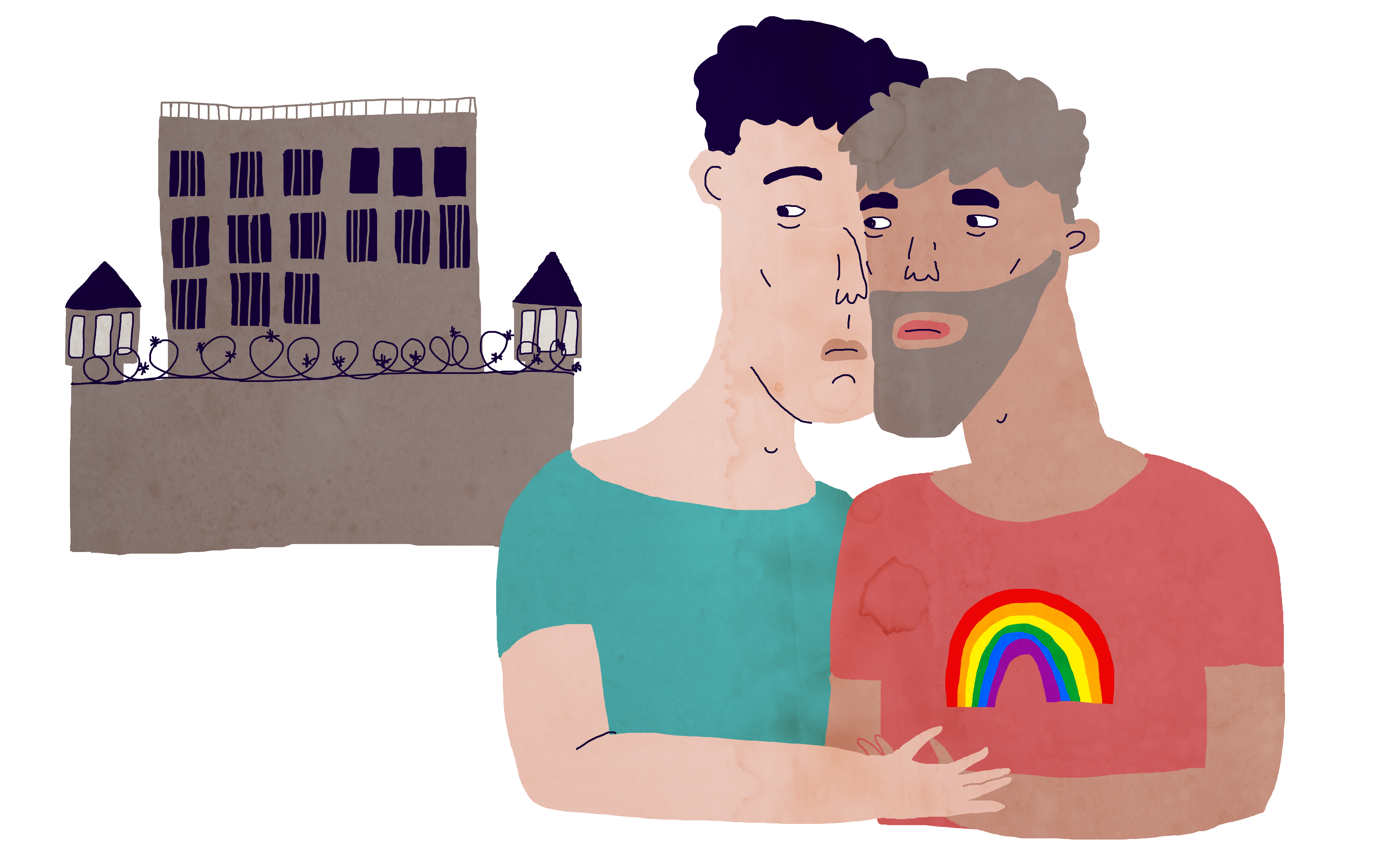 LGBT REFUGEES IN RUSSIA AND ABROAD