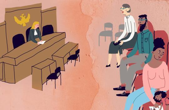 Вакансия: юрист в проект «Доступ к образованию»